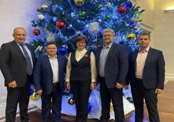21 декабря 2019 года в Доме Переговоров состоялась встреча Губернатора Приморского края с экспертами Агентства стратегических инициатив