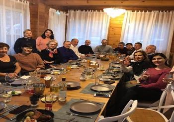24 ноября 2019 года состоялась неформальная встреча членов и партнеров Ассоциации «Бизнес Клуб «Авангард» с Генеральным консулом Узбекистана в г. Владивосток