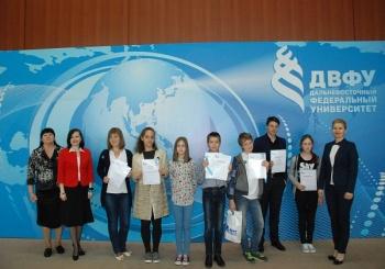 31 мая 2017 года состоялось очередное заседание Академии юных экспертов Совета молодых ученых ДВФУ