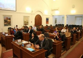 Состоялось заседание Общественного совета Думы города Владивостока