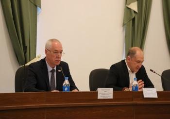 Валерий Калюжный назначен председателем рабочей группы по развитию парковой, культурно-исторической туристической зоны «Владивостокская крепость»