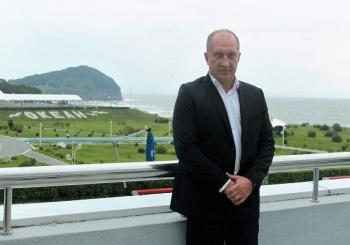 3 апреля 2017 года президент Ассоциации «Бизнес Клуб «Авангард» Валерий Калюжный посетил ВДЦ «Океан»