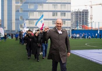 Ассоциация «БК «Авангард» выступила партнером-спонсором II Спартакиады «Поколение мира»